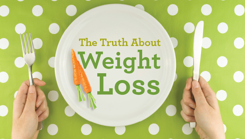 Truth about weight loss